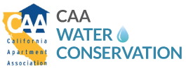 California Apartment Association of Water Conservation Logo