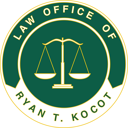 Law Offices of Ryan T. Kocot Logo