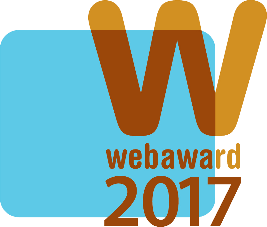 2017 WebAward Award