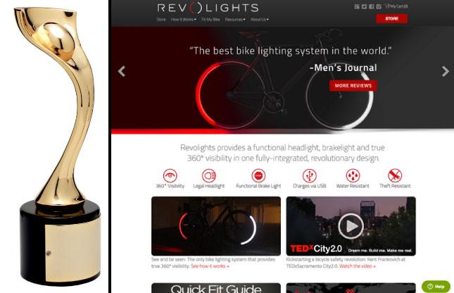 2013 Gold Davey Award Award