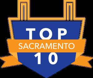 Sacramento Top 10 Award