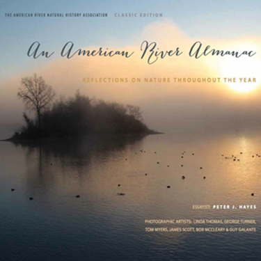An American River Almanac contains inspiring essays and photos
