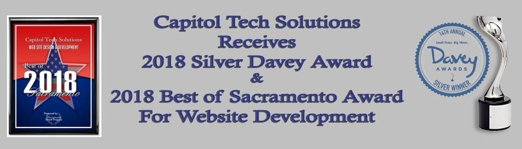 2018 Davey Award Banner