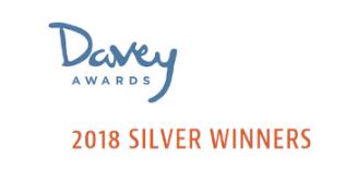 Davey Awards 2018 Silver Winners
