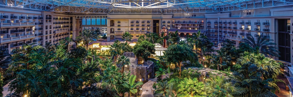 Photo of Gaylord Palms where the Annual FileMaker Developer's Conference was held