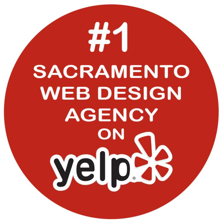 #1 Ranking badge in Web Design in Sacramento for Capitol Tech Solutions