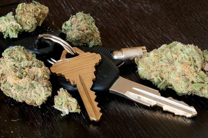 Marijuana DUIs in Sacramento California